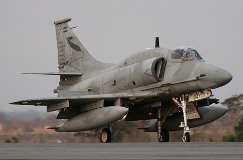 230 McDonnell Douglas A-4AR Fightinghawk