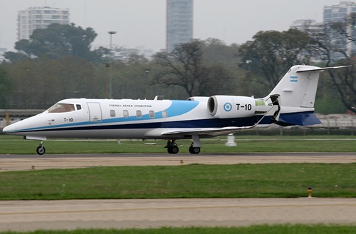 Learjet-60