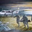 La Batalla de San Carlos estaba en pleno apogeo. Había comenzado el 21 de mayo y los ataques de la aviación argentina se sucedían día […]