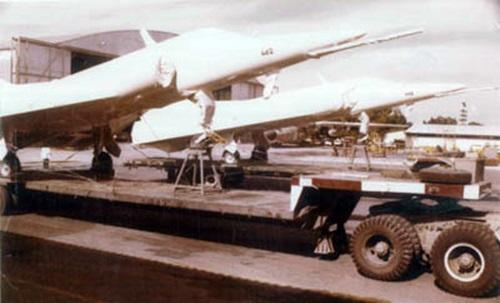 1 dagger barco operacion israel