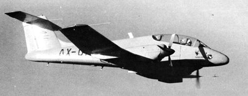 9 Pucara AX-01