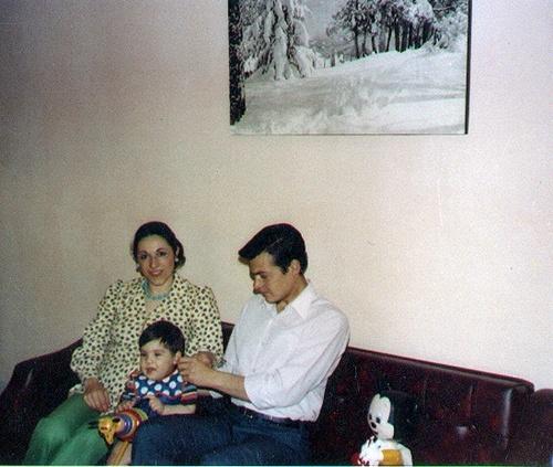 15 LLEGO GUSTAVITO . . .1974 0CTUBRE