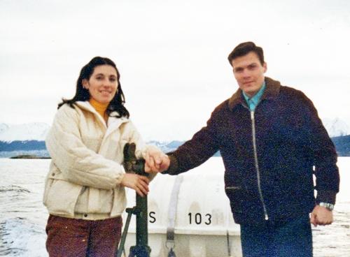 16 PASEANDO POR EL CANAL DE BEAGLE 1981