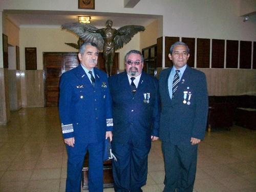 18 aquel mayo Comodoro Rosas y Norberto Bazaez