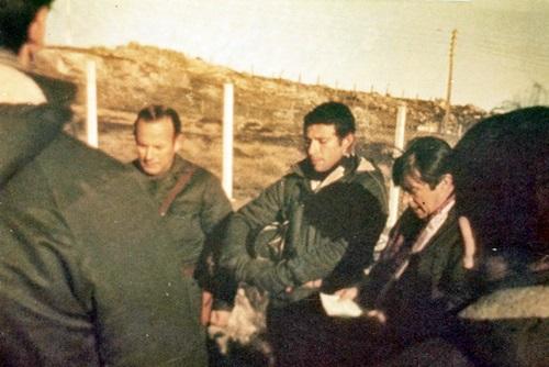 35 Brigadier Castellanos y al Padre Pacheco