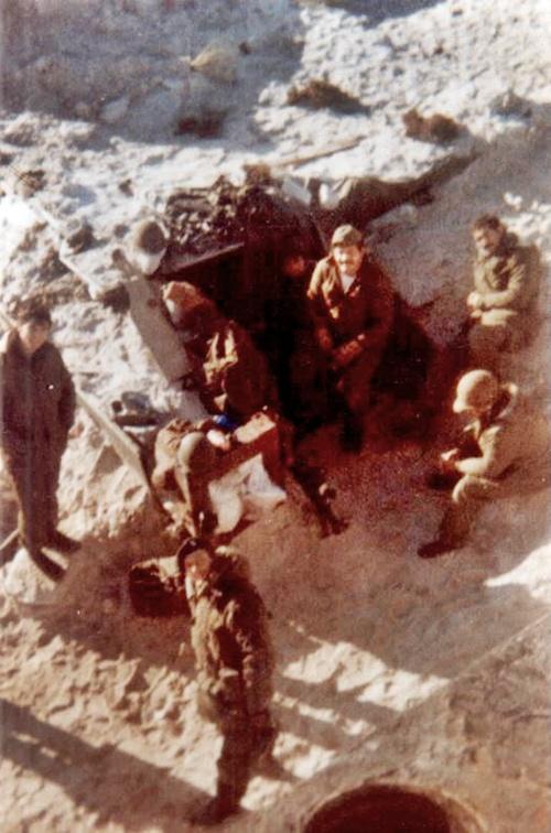 54 GOE EN MALVINAS 1982