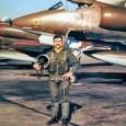 """El poderoso A-4B Skyhawk se salió de la pista en Río Gallegos y terminó entre los pastizales. El """"Gordo"""", como todos llamaban al rosarino Alfredo […]"""
