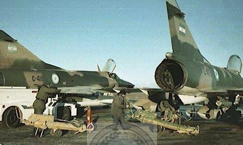 El primer día de combates entre Argentina y Gran Bretaña significó el bautismo de fuego para los IAI M5 Dagger de la VI Brigada Aérea […]